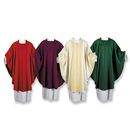Tomaso Chasuble - Red