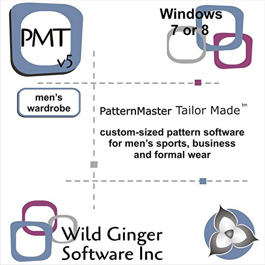 PatternMaster Tailor Made v6 Sewing Pattern Software