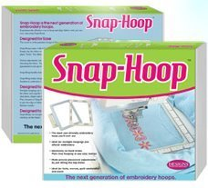5x7 Snap-Hoop For Babylock Ellisimo BLS0, Ellegante BLG Embroidery Machine