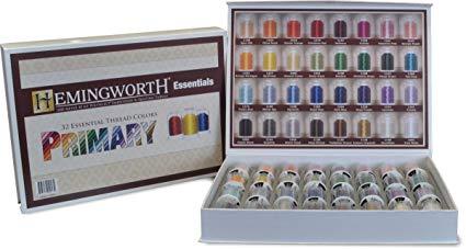Hemingworth Essentials - Primary