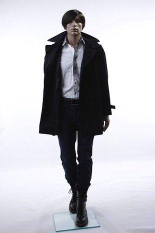 Attractive Male Full Body Fiberglass Realistic Ethnic Mannequin 6'3