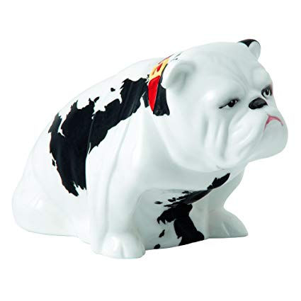 Royal Doulton Bulldogs Figurine, Patch